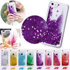 For iPhone7Plus Samsung Models Luxury Glitter Star Liquid Back Phone Case Cover