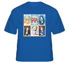 God Bless The Go Gos 80s Retro Music Cool Girl Group T Shirt