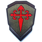 STAR WARS MANDALO'S SKULL 3D ARMY EMBROIDERED TACTICAL BADGE HOOK LOOP PATCH *04
