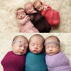 Newborn Baby Boy Girls Crochet Knit Costume Photography Photo Prop Hat Outfits -