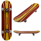 "Professional child Skateboard Complete PVC Wheel Trucks Maple Deck 31"" x 8"" Wood"