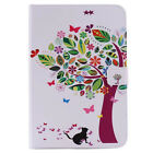 Folio PU Leather Smart Card Slot Case Cover Stand for Apple iPad 234/mini/Air 2