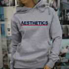 Zyzz You Mirin Lifting Aesthetics Gym Workout Womens Gray Hoodie