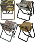 Deluxe Camping Stool With Pouch Camo Hunting Stool Rothco