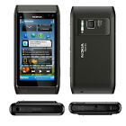 Unlocked Nokia N Series N8 GSM Hebrew Option Touch screen 12MP WiFi Smartphone