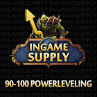 WOD WoW Powerlevel 90-100 ab 4,99€ pro Char!! WoW Boost - WoW Leveling