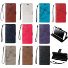 Pattern Folio PU Leather Card Wallet Pouch Case Skin Cover For iPhone 6 6s Plus