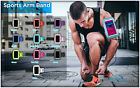 Exercise Running Jogging GYM Armband Case Holder for All Samsung Galaxy S Series
