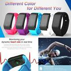 Waterproof Bluetooth Smart Watch Heart Rate Monitor Thermometer Fitness Tracker