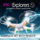 Authentic SYMA X5C-1 RC Camera Drone 2.4G 4 CH 6 Axis Gyro Quadcopter Helicopter