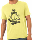 Deathly Hollow Master Of Death Harry Potter Insipired T-Shirt [Light Yellow]