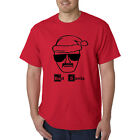 Bad Santa Heisenberg T-Shirt - Breaking Bad Christmas Tee, Los Pollos Hermanos