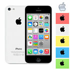Apple iPhone 5C 8/16/32GB GSM Factory Unlocked Smartphone Multi Color Touch 8MP