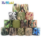 2pcs Camo Hunting Camping Hiking Camouflage Stealth Tape Wrap Waterproof
