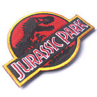 JURASSK PARK U.S. ARMY USA TACTICAL MILITARIA BADGE EMBROIDERED HOOK LOOP PATCH
