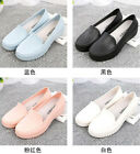 Women's Fashion Rain Ankle Shoes/Boots Waterproof Galoshoes Kitchen Work Leisure