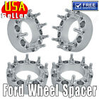 "4X 8X170 Wheel Spacers Adapters 125MM Heavy Duty Trucks For Ford F250 F350 2"" US"
