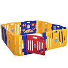 Baby Playpen Kids Panel Safe And Non-Toxic Play Center Yard Home Indoor Outdoor фото