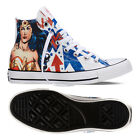 Converse Chuck Taylor Hi All Star DC Comics Wonder Woman 150466C Unisex Shoes