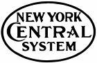 New York Central Railroad Train Sticker / Decal R714 You Choose Size