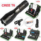 LED Flashlight X800 Shadowhawk 5000lm CREE T6 Tactical Police Survival Torch