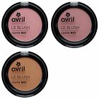 Avril Natural Organic Powder Blushers EcoCert 2.5g