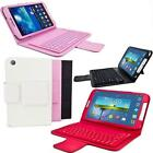 """Wireless Bluetooth Keyboard Cover Case For Samsung Galaxy Tab 3 8.0"""" T310 T311"""