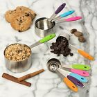 Kitchen Baking Cooking Stainless Steel Measuring Spoon Cup 10 in 1 Tool Set