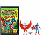 Marvel Greatest Battles Comic Book Pack with 2 Action Figures