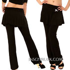C91107 Belly Dancing Costume Trousers Tribal Fusion Belly Yoga