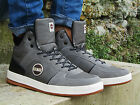 Shoes Colmar Renton AW 16 Drill Mid 010 Grey Man Sneakers