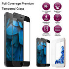 3D Full Cover Curved Tempered Glass Film Screen Protector For iPhone 7 / 7Plus