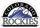 Colorado Rockies - Vinyl Sticker Decal - Baseball MLB Full Color CAD Cut Car on Ebay