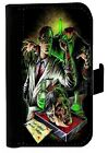 RE-ANIMATOR (TH) SAMSUNG GALAXY iPHONE CELL PHONE CASE LEATHER COVER WALLET