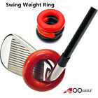 A99 Golf Club Weighted Swing Ring - Swing Warm-Up Tool, warm muscles