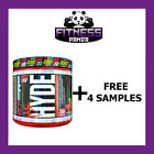 ProSupps Hyde Preworkout - Agmatine free eu version + 4 Free samples