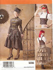 SteamPunk Jacket dress PATTERN Simplicity 1558 Neo Victorian 6-22 Industrial Age