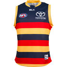 Adelaide Crows AFL Home Guernsey Adults & Kids Sizes Available BNWT6