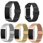 Metal Mesh Milanese Stainless Steel Band Wriststrap Bracelet For Fitbit Charge 2