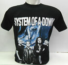 T-shirt maglia rock musica SYSTEM OF A DOWN nuova