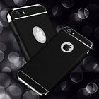 For Apple iPhone 7&7Plus Ultra-thin Electroplate Hard Back Case Cover 3 in 1