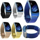 Metal Mesh Stainless Steel Replacement Band Wrist Strap For Samsung Gear Fit2
