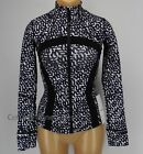 NEW LULULEMON Define Jacket 2 Net Pop White Black NWT FREE SHIP