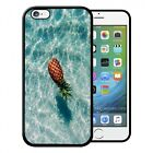 Coque iPhone et Samsung Ananas Piscine Pool Pineapple