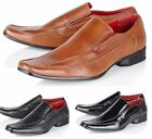 Mens Smart Wedding Leather Lined Formal Office Casual Party Dress Shoe Size