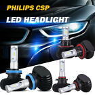 180W 18000LM PHILIPS Led Headlight Bulb H4 H13 H7 H8 H9 H11 H16 9005 9006 9007