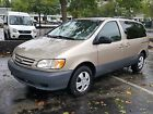 Toyota: Sienna 5dr Ce No Reserve 2002 Toyota Sienna Great Shape Great Family Car