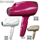2016 New! Panasonic EH-NA98 Hair Dryer AC100V 50/60Hz Nano Care Nano-e 3 Color