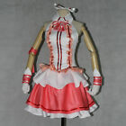 Sword Art Online SAO Asuna Cosplay costume Kostüm Abend-Kleid dress Lolita Cos