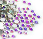 High Quality Crystal & AB Flatback Glass Rhinestones Diamante 1440pcs or 100pcs